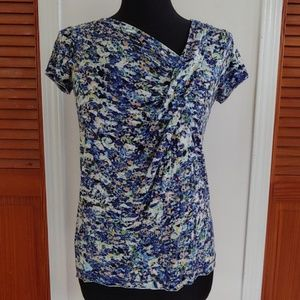 SIMPLY VERA FLORAL T-SHIRT SMALL
